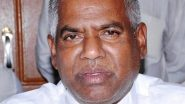 B Narayan Rao Dies, Karnataka Congress MLA Had Tested COVID-19 Positive