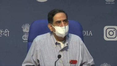 COVID-19 Second Wave Impacting Slightly More Number of Younger People As They Might Have Begun Going Out, Says ICMR Chief Dr Balram Bhargava