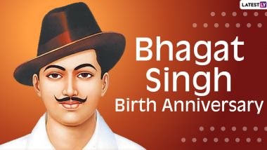 Bhagat Singh 113th Birth Anniversary Know Notable Facts About India S Great Revolutionary And Freedom Fighter Latestly