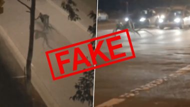 Bizarre Alien Monster Spotted in Brazil's Bahia is Fake! Here's Fact Check To Know Truth About The Creepy Viral Video