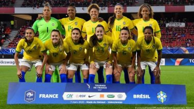 Brazil Football Federation Announces Equal Pay for Women's and Men's National Teams