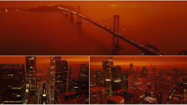 US Fire: Western Wildfire Smoke Causes East Coast Haze, Vivid Sunsets