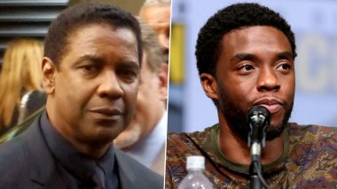 Tribute to Chadwick Boseman: Denzel Washington, Who Once Paid for the Late Actor's Acting Classes, Remembers The Black Panther Hero as a 'Gentle Soul'