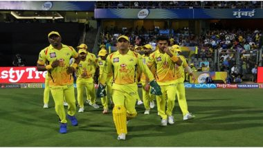 Chennai Super Kings Team in IPL 2021: Players Bought by CSK in Auctions, Check Full Squad of MS Dhoni-Led Team
