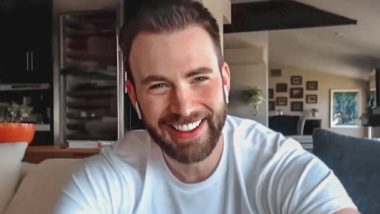 Chris Evans Reacts to His Photo Leak Incident, Says 'It's Embarrassing, But You Gotta Roll With The Punches'