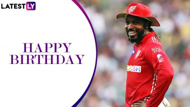 Chris Gayle Birthday Special: 175 vs Pune Warriors and Other Top IPL Knocks by the Power Hitting Kings XI Punjab Batsman
