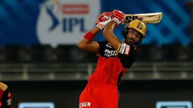 Devdutt Padikkal Joins Players Like Chris Gayle, AB de Villiers & Others After his Half-Century on Debut During RCB vs SRH IPL 2020 Match