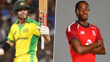 England vs Australia 3rd T20I 2020: David Warner vs Jofra Archer and Other Exciting Mini Battles to Watch Out in Southampton