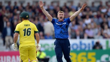 David Willey Tests Positive for COVID-19 Virus, England Cricketer Vents Out Frustration on Twitter