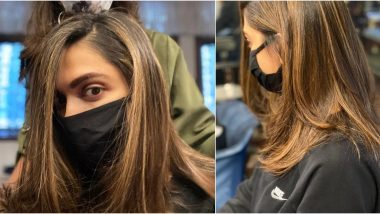 Deepika Padukone Flaunts Her Gorgeous Tresses in a New Look and We're Loving It! (View Pics)