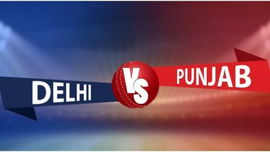 DC 32/3 in 8 Overs | DC vs KXIP Live Score Updates IPL 2020: Mohammed Shami Gives Kings XI Punjab Dream Start; Delhi Capitals Three Down