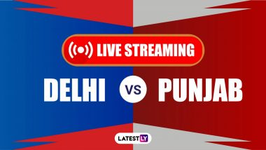 DC vs KXIP, IPL 2020 Live Cricket Streaming: Watch Free Telecast of Delhi Capitals vs Kings XI Punjab on Star Sports and Disney+Hotstar Online