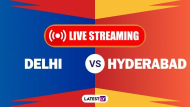 DC vs SRH, IPL 2020 Qualifier 2 Live Cricket Streaming: Watch Free Telecast of Delhi Capitals vs Sunrisers Hyderabad on Star Sports and Disney+Hotstar Online