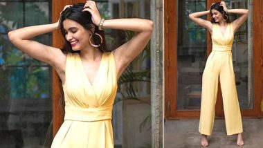 Diana Penty Is Like Sunshine on a Rainy Day in a Jumpsuit!