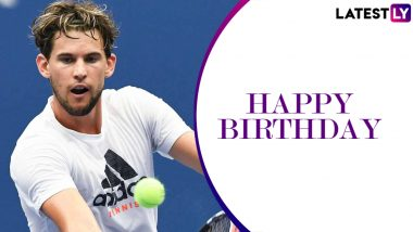 Dominic Thiem Birthday Special: 5 Best Grand Slam Matches of the Austrian Tennis Ace As He Turns 27