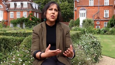 Dr Manali Desai Becomes First Indian-Origin Woman to Head Department at Cambridge University, Woman of Colour Creates History in 811-Year-Old History of University (Watch Video)