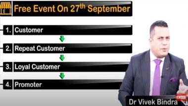 Bada Business 'Retail Ka Mahakumbh' Event 2020: Dr Vivek Bindra to Share Business Expansion Strategies in Free Online Event on September 27