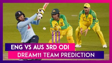 England vs Australia Dream11 Team Prediction, 3rd ODI 2020: Tips To Pick Best Playing XI
