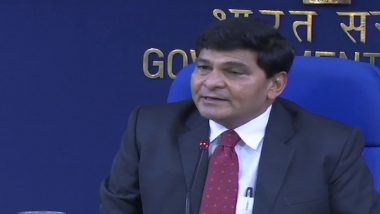 PD Vaghela Appointed as Chairman of TRAI, Replaces RS Sharma