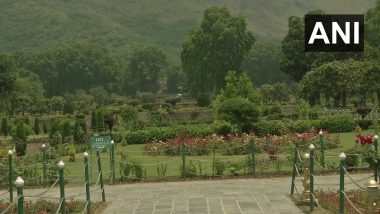 Mughal Garden in Jammu and Kashmir to Be Included Into UNESCO World Heritage Site List