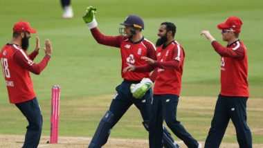 England vs Australia 2nd T20I 2020, Match Result: Jos Buttler Smashes 6 to Give England T20 Series Win Against Australia
