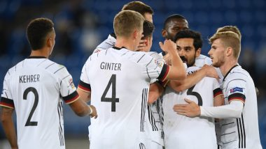 How To Watch Germany vs Denmark Live Streaming Online in India? Get Free Live Telecast of International Friendly Match & Football Score Updates on TV