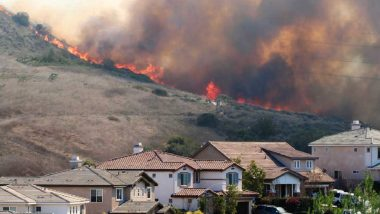 US Wildfire: Winds a Worry as Death Toll Reaches 35 After Devastating Blaze in Southern Oregon