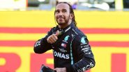 Lewis Hamilton Breaks Michael Schumacher's All-Time F1 Wins Record After Portuguese Grand Prix Win