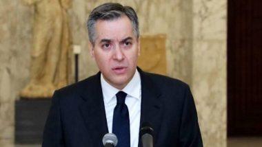 Lebanese Prime Minister-Designate Moustapha Adib Steps Down Amid Political Impasse Over Government Formation