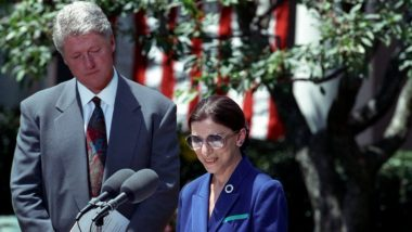 Ruth Bader Ginsburg, US Supreme Court Justice Dies of Cancer, Aged 87
