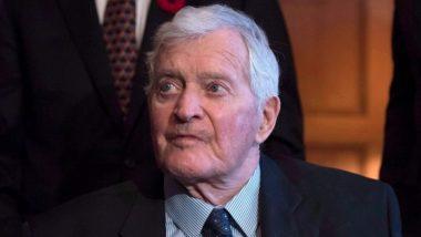 John Turner, Former Canadian Prime Minister, Dies at 91