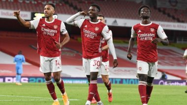 Arsenal vs Slavia Prague, UEFA Europa League Live Streaming Online: Where To Watch UEL 2020–21 Quarter-Final Match Live Telecast on TV & Free Football Score Updates in Indian Time?