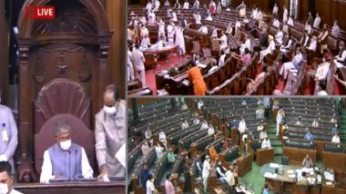 Agricultural Reform Bills: Rajya Sabha Passes 2 Farm Bills Amid Protests by Opposition Leaders