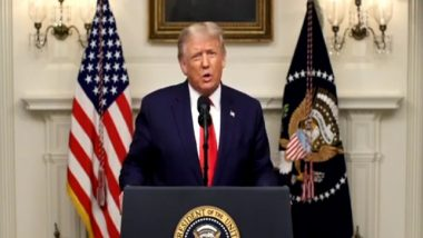 Donald Trump Delivers Address At 75th General Debate of UNGA, Accuses China of Spreading COVID-19