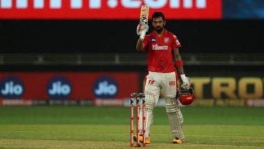 MI vs KXIP Stat Highlights IPL 2020: KL Rahul Crosses 500 Runs in Season as Kings XI Punjab Beat Mumbai Indians in Historic Dual Super Over!
