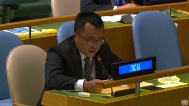 India at UNGA 75th Session: Terrorism, Clandestine Nuclear Trade Pakistan's 'Only Crowning Glory' for 70 Years