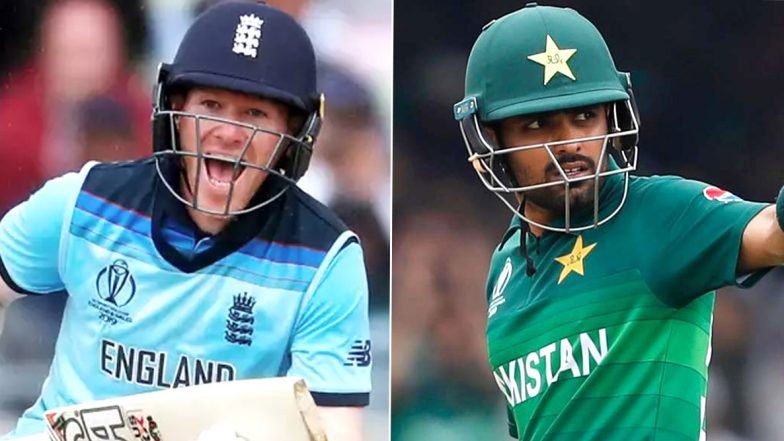 Pakistan vs England 3rd T20I 2020: Eoin Mogan, Babar Azam and Other Key Players to Watch Out for in Manchester