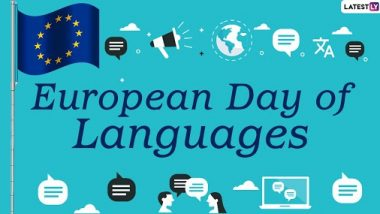 European Day of Languages 2020: Date, History and Significance of The Day to Promote Indigenous languages in Europe
