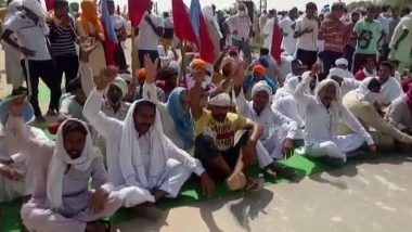 Agricultural Reform Bills: Farmers Stage Protests in Punjab, Haryana Against 'Anti-Farmer' Bills