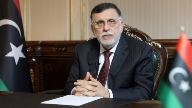 Fayez Serraj, Libya's UN-Backed Prime Minister Intends to Step Down in October, 2020