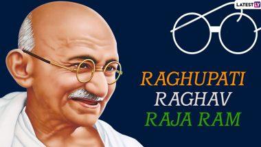 Gandhi Jayanti 2020 Songs Playlist: From 'Bande Mein tha Dum' to 'Raghupati Raghav', 5 Melodies to Remember Bapu on His 151st Birth Anniversary!