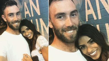 Glenn Maxwell's Fiancee Vini Raman Gives a Mouth-Shutting Reply to Troll Who Asked Her to Leave the Australian All-Rounder