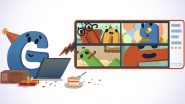 Google's 22nd Birthday Doodle: Search Engine Celebrates Its Launch With Animated Illustration