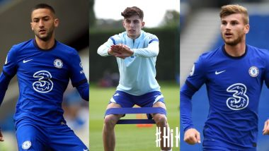 EPL 2020–21: Will Timo Werner, Kai Havertz, Hakim Ziyech and Other Chelsea New Signings Make Debut Against Brighton?