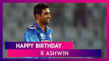 Happy Birthday R Ashwin: Best Performances By Delhi Capitals Spinner