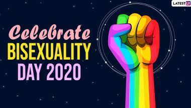Celebrate Bisexuality Day 2020: WhatsApp Stickers & Quotes & to Raise Awareness on the Community