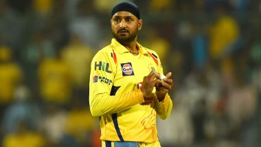 Harbhajan Singh Parts Ways With CSK Ahead of IPL 2021 As Veteran Spinner's Contract Expires