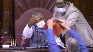 Farm Bills Chaos: Opposition Submits No-Confidence Motion Against Rajya Sabha Deputy Chairman Harivansh Singh