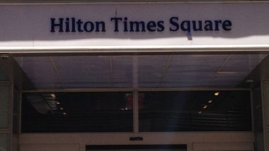 Hilton Times Square, New York's Iconic Hotel, to Close Down on October 1 as COVID-19 Batters Tourism Industry