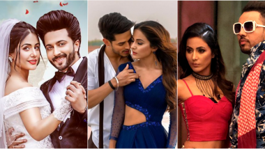 Hina Khan Music Videos: 'Humko Tum Mil Gaye', 'Raanjhana' and 'Bhasoodi' Are Must Watch for Hinaholics out There!
